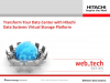 Transform Your Data Center with Hitachi Data Systems VSP