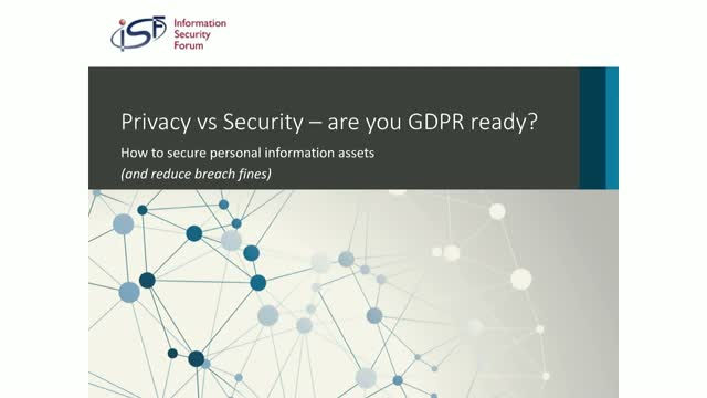 Is Your Organisation GDPR Ready?