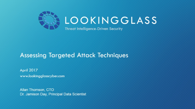 Assessing Targeted Attacks in Incident Response Threat Correlation