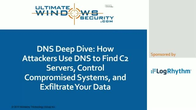 How to Recognize Malicious DNS with Free Network Monitoring Tools
