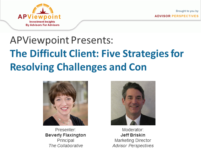The Difficult Client: Five Strategies for Resolving Challenges and Conflicts