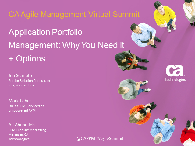 Application Portfolio Management: Why You Need it + Options