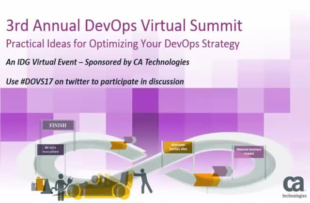 Agile and DevOps - Panel Discussion with thought leaders and customers