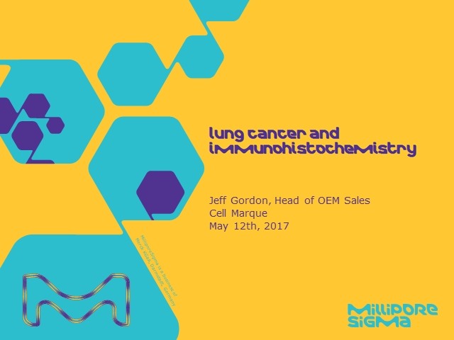 Lung Cancer and IHC