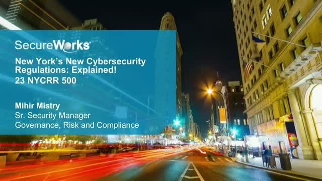 New York's New Cybersecurity Regulations: Explained!