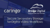 Secure Secondary Storage for Digital Video Workflows