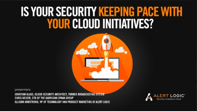 Is Your Security Keeping Pace with Your Cloud Initiatives?