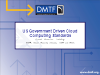US Government Driven Cloud Computing Standards