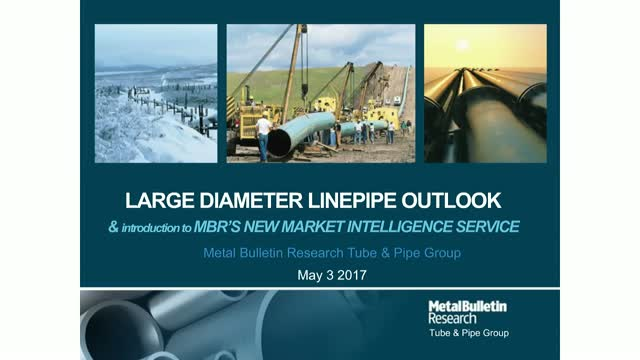 An Outlook for the Global Large-diameter Linepipe Market
