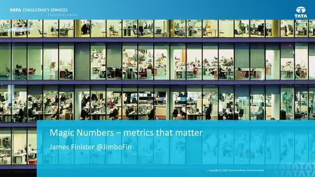 Magic Numbers in ITSM - Measure What Matters