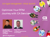 Optimize Your PPM Journey with CA Services