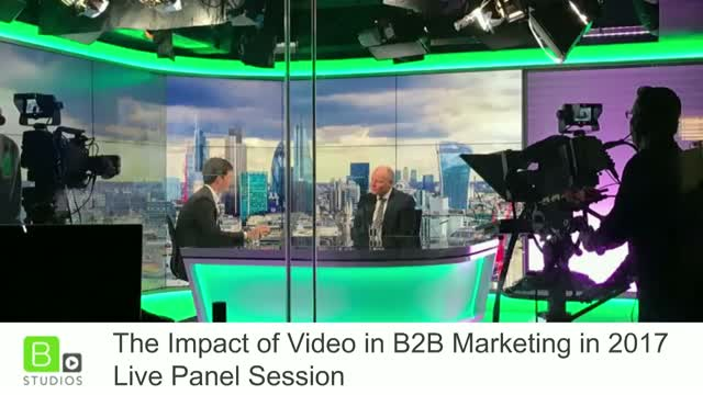 The Impact of Video in B2B Marketing in 2017