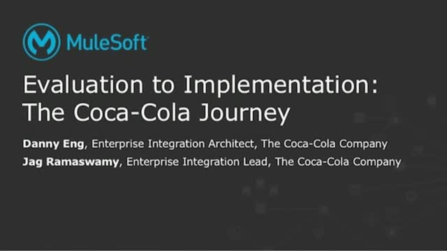 Cloud Migration with a Microservice Architecture: A Coca Cola Case Study