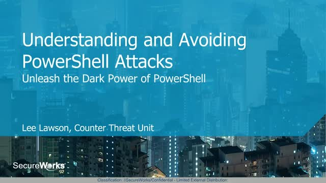 The PowerShell Risk: Understanding and Avoiding PowerShell Attacks