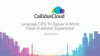 Leverage CPQ To Deliver A World Class Customer Experience