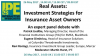 Real Assets: Investment Strategies for Insurance Asset Owners