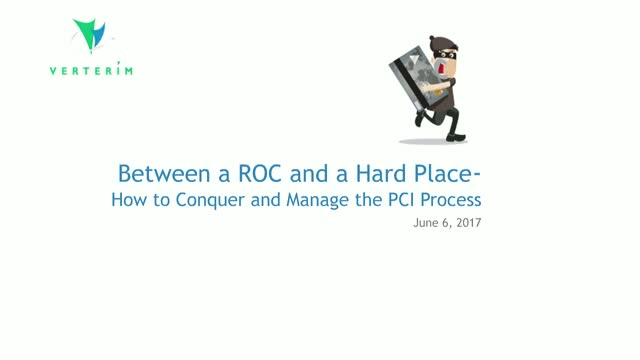 Between a ROC and a Hard Place with PCI?