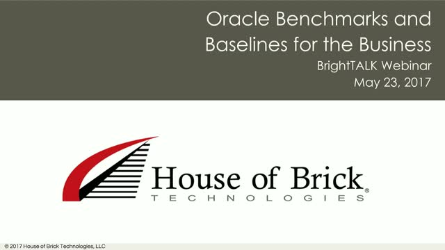 Oracle Baselines and Benchmarks for the Business