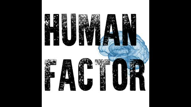 Human Factor Podcast : Sarah Clarke