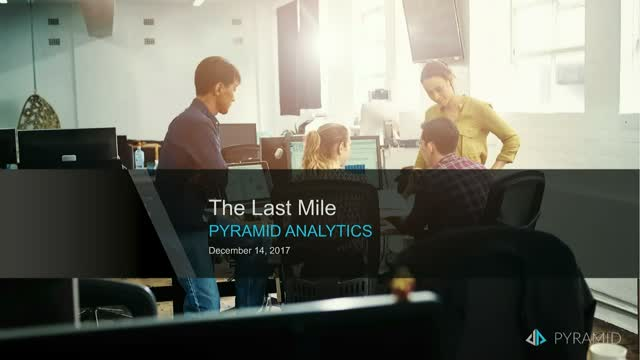 The Last Mile: Implementing Your Data Strategy