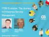 ITSM Evolution: The Journey to Enterprise Service Management