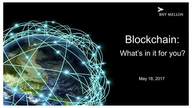 Blockchain: What's in it for you?