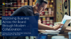 Improving Business Across the Board through Modern Collaboration