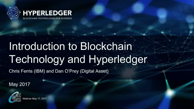 Hyperledger: Advancing Blockchain Technology for Business