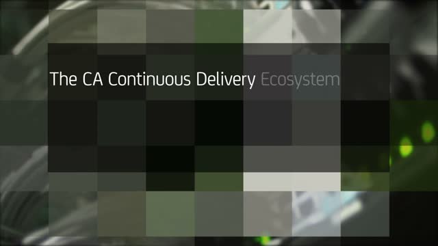 "End-to-End Integrated Continuous Delivery Demo - ""The Art of the Possible"""