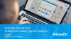 Decisions you can trust: Getting Data Quality right for Analytics
