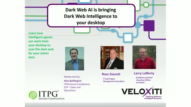 Dark Web AI is bringing Dark Web Intelligence to your desktop