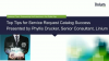 Top Tips for Service Request Catalog Success