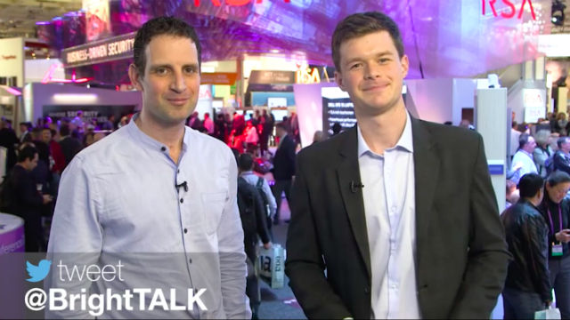 BrightTALK at RSA 2017: Ben Bernstein on Cyber Attack Trends for 2017