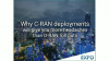 Why C-RAN deployments will give you more headaches than D-RAN
