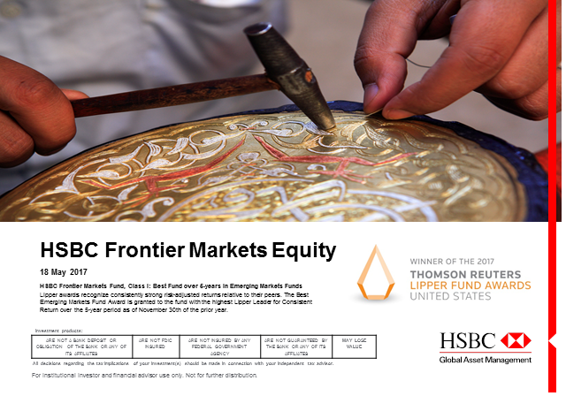 Frontier Markets