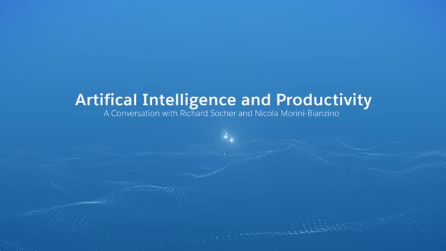 AI and Productivity