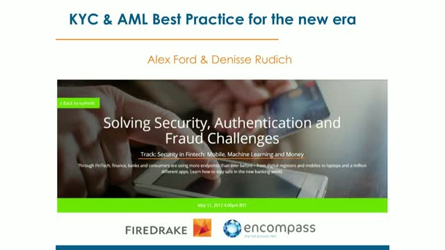 AML and KYC: Best practices for the new era of compliance and security