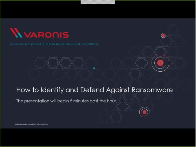 Are You Prepared to Identify & Defend Against Ransomware?