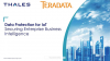 Data Protection for IoT – Securing Enterprise Business Intelligence