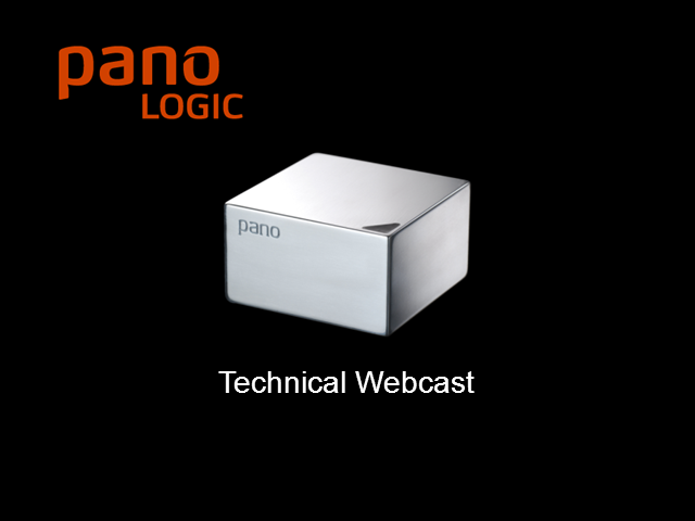 Pano Logic's VDI Solutions and Zero Clients