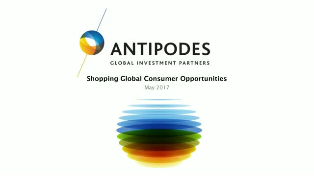 Shopping global consumer opportunities