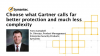 Choose what Gartner calls far better protection and much less complexity