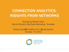 Connections Analytics: Insights from Networks of People, Machines and Processes