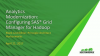 Analytics Modernization: Configuring SAS® Grid Manager for Hadoop