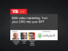 B2B video marketing: Turn your CRO into your BFF