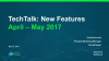 TechTalk: CloudCheckr New Features (April - May)