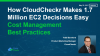 How CloudCheckr Makes 1.7 Million EC2 Decisions Easy