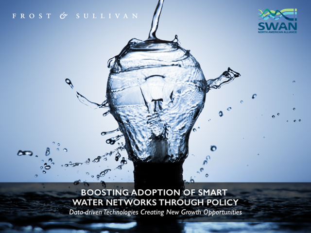 Boosting Adoption of Smart Water Networks through Policy