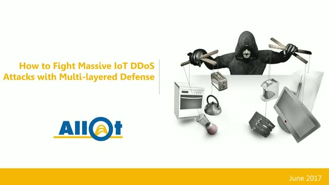 How to Fight Massive IoT DDoS Attacks with Multi-Layered Defense