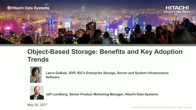 Object-Based Storage: Benefits and Key Adoption Trends